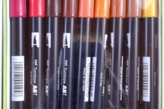 Tombow-ABT-Dual-Brush-primary-colors
