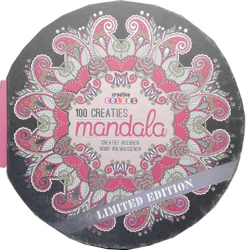 2016-01-11 - 100 Creaties mandala