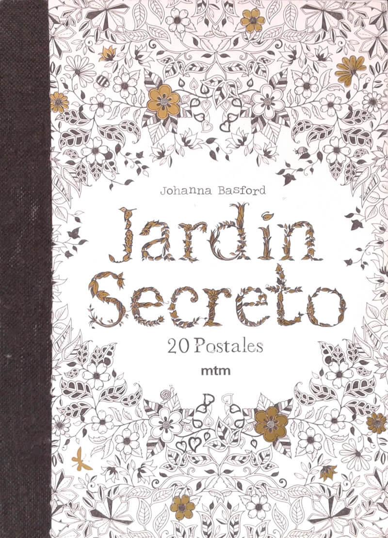 2016-03-05 - Jardin Secreto (Geheime tuin) postkaarten