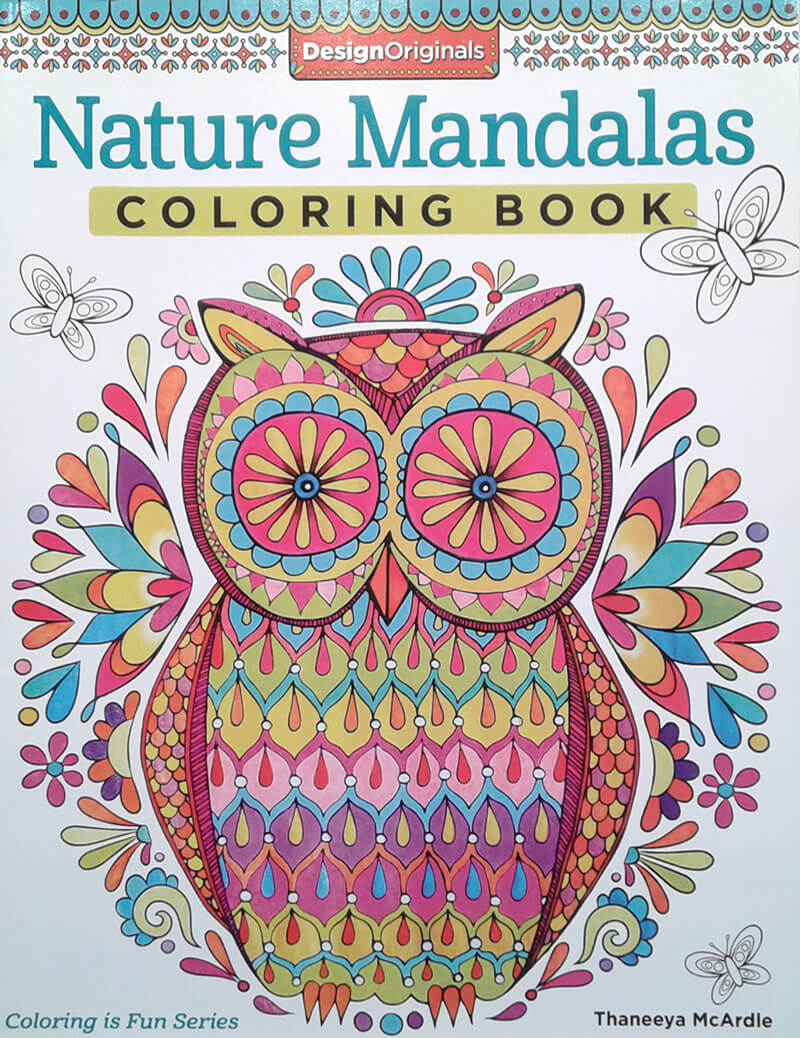 2016-03-22 - Nature Mandalas