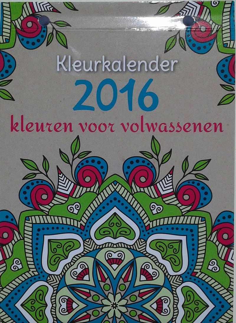 2016-04-02 - Kleurkalender (van Luana)