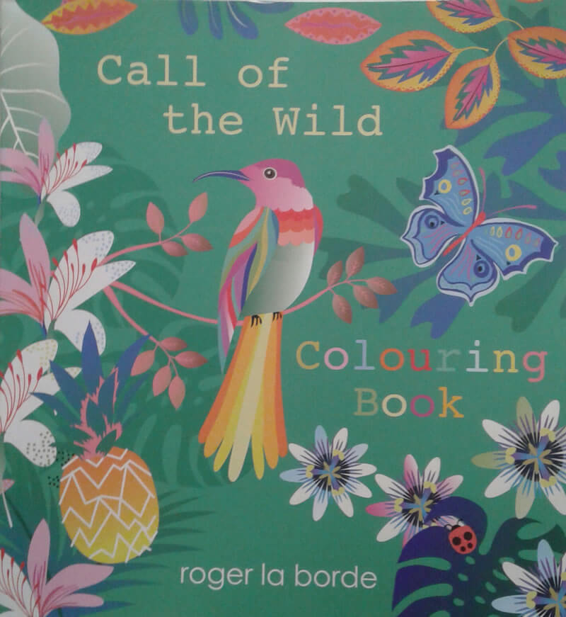 2016-04-29 - Call of the wild (in Londen gekocht)