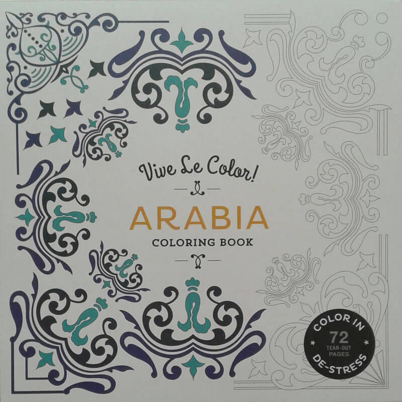 2016-04-29 - Vive le color Arabia (in Londen gekocht)