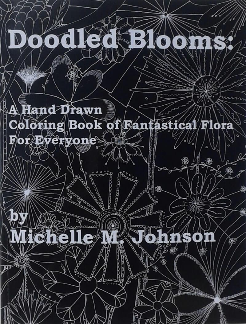 2016-06-01 - Doodled blooms