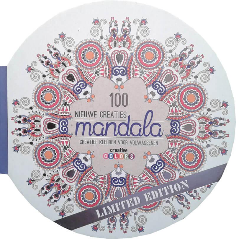 2016-08-20 - 100 Nieuwe creaties mandala