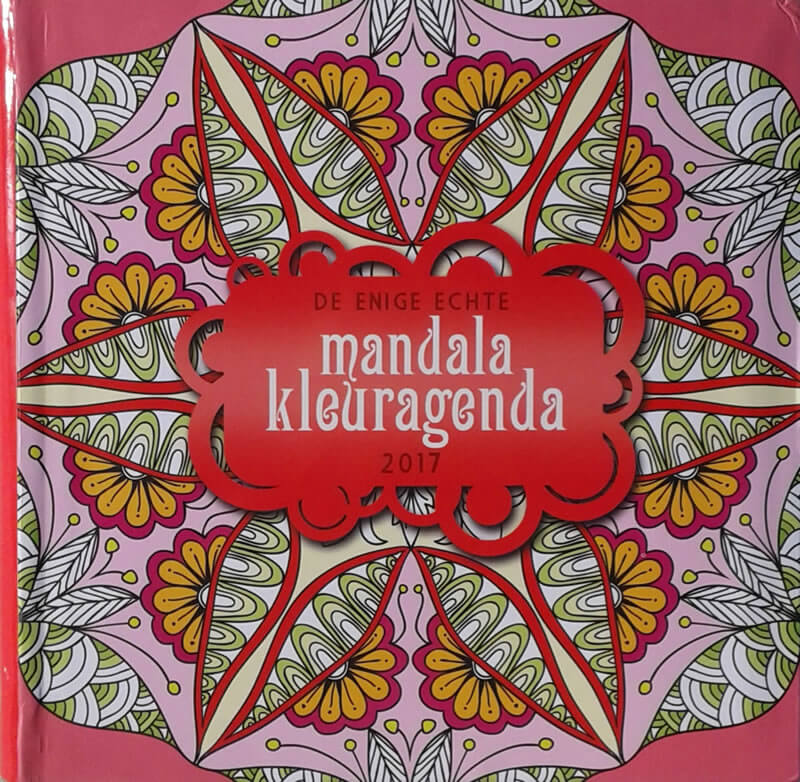 2016-09-16 - Enige Echte Mandala Kleuragenda 2017