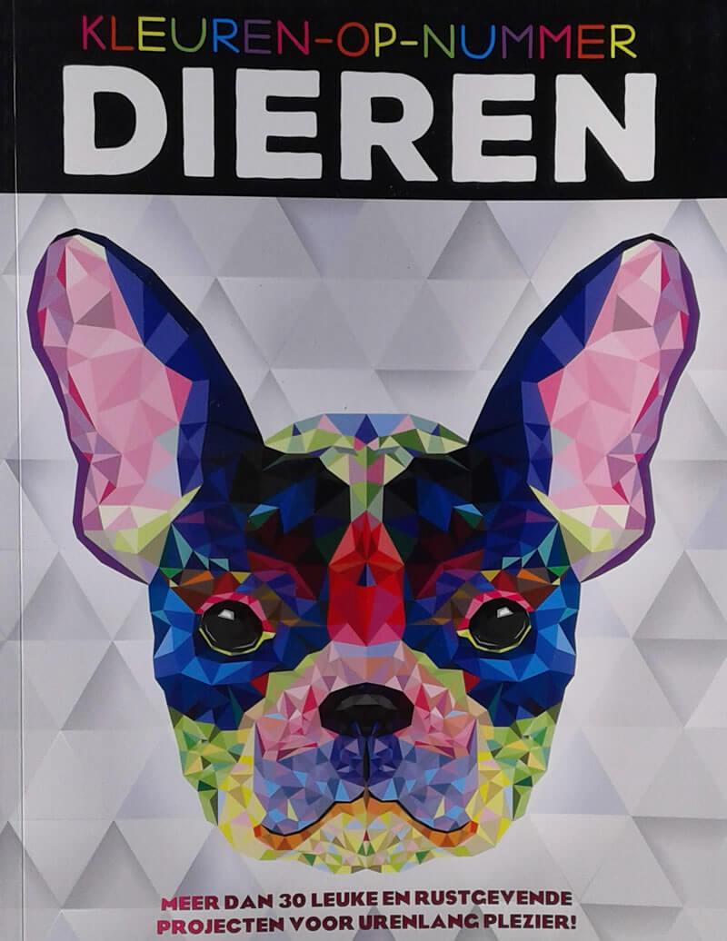 2016-09-21 - Kleuren-op-nummer Dieren