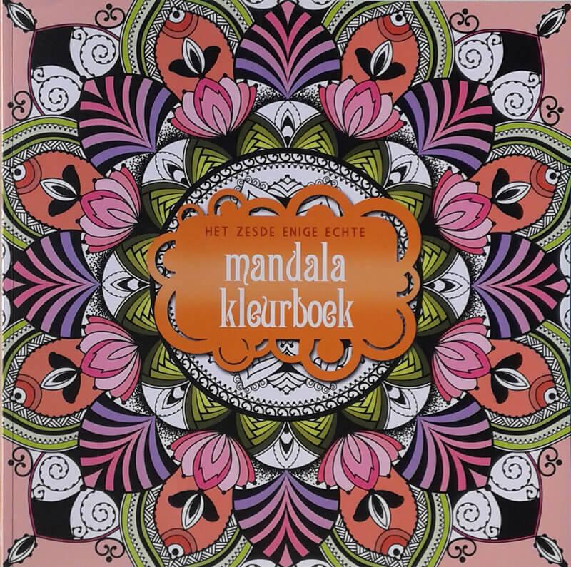 2016-09-21 - Zesde Enige Echte Mandalakleurboek