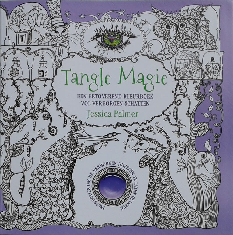 2016-09-29 - Tangle Magie