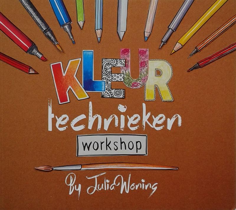 2016-10-27 - Kleurtechniekenworkshop