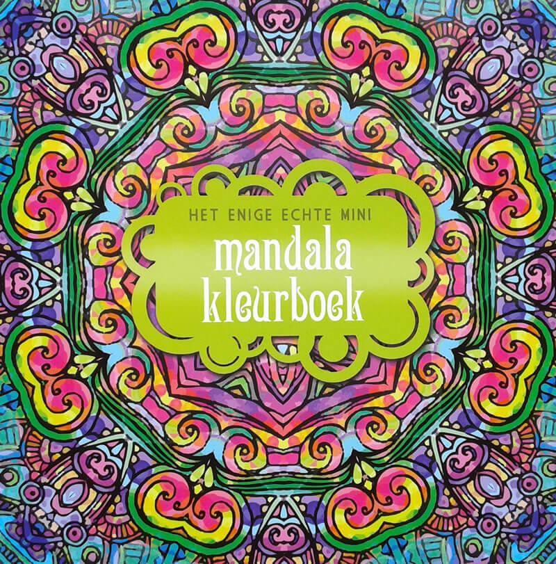 2017-04-03 - Het Enige Echte Mini Mandalakleurboek
