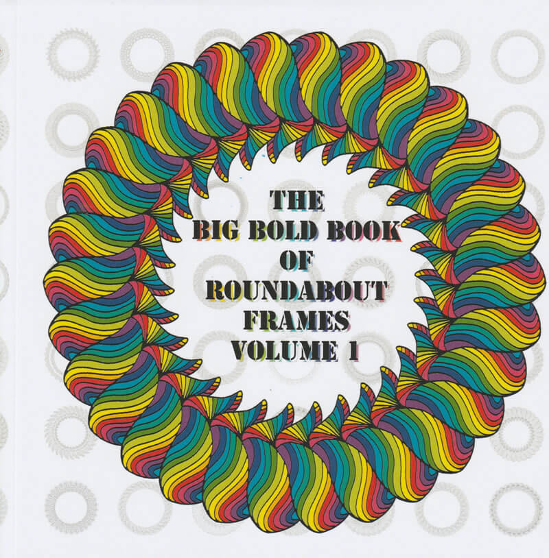 2017-05-11 - Big bold book of roundabout frames vol. 1 - GDG