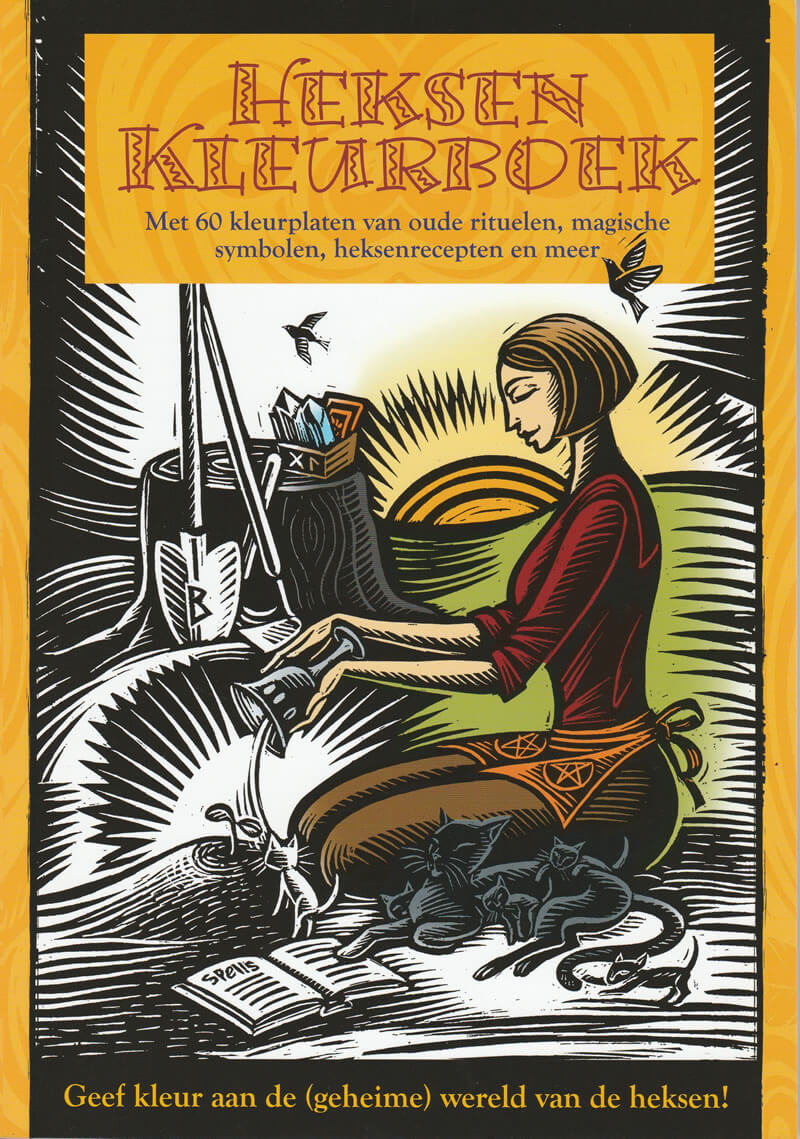 2017-10-11 - Heksenkleurboek