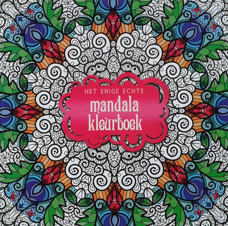 2018-01-16 - Enige Echte Mandalakleurboek