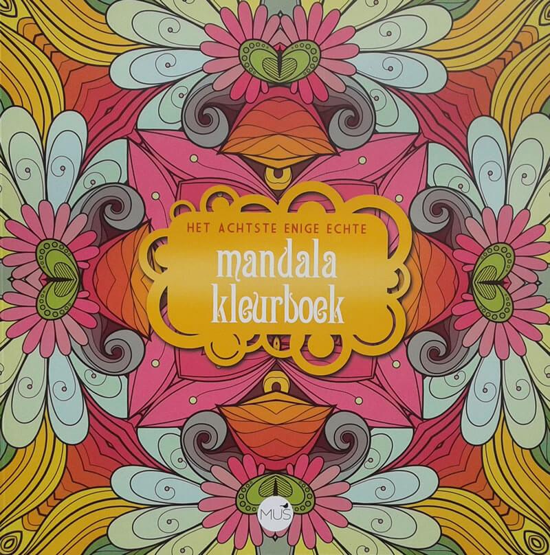 2018-02-22 - Achtste enige echte mandalakleurboek