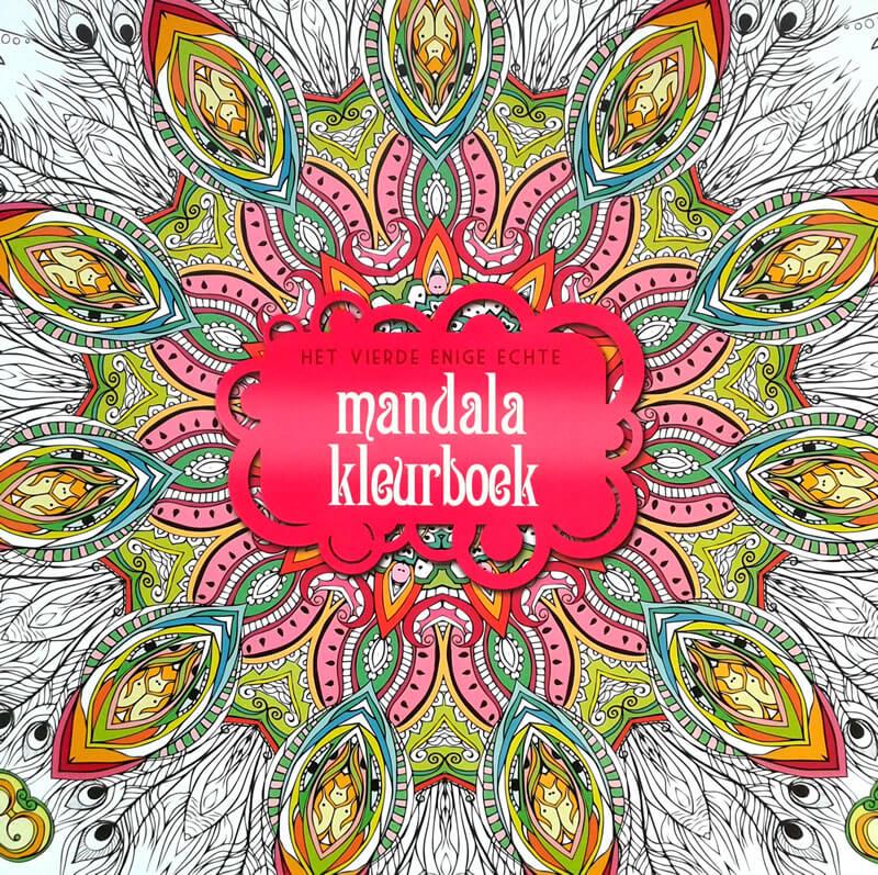 2018-04-03 - Vierde enige echte mandalakleurboek