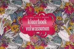 2016-01-18 - Enige Echte Enorme kleurboek voor volwassenen