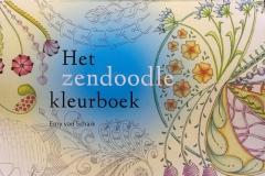2016-03-09 - Zendoodle kleurboek