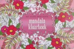 2016-05-16 - Vijfde enige echte mandala kleurboek