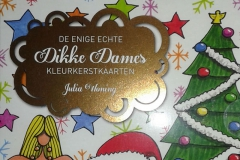 2016-08-30 - Dikke Dames Kerstkaarten 2016