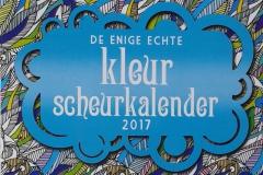 2016-09-21 - Enige Echte Kleur Scheurkalender