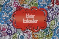 2016-09-21 - Enige Echte Kleurkalender 2017