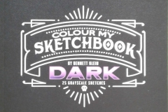 2016-10-31 - Colour My SketchBook Dark