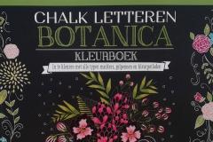 2017-02-03 - Chalk letteren botanica