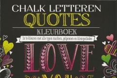 2017-02-03 - Chalk letteren quotes