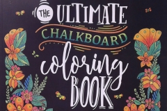 2017-03-01 - The ultimate Chalkboard coloring book