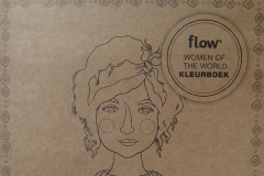 2017-03-03 - Flow women of the world kleurboek