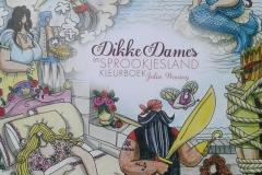 2017-04-07 - Dikke Dames in Sprookjesland