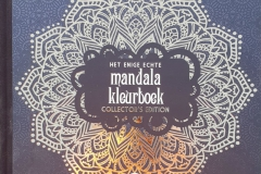 One and Only Mandala Coloring Book Collector's Edition