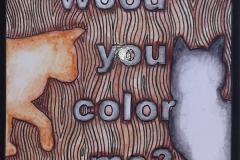 2016-09-22 - Wood you color me