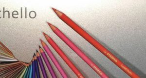 Stabilo CarbOthello pastel pencils/potloden
