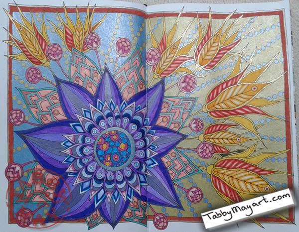 Enige Echte Kleuragenda 2017 met Lyra Art pen