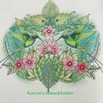 Karin's Kleurplaten Magical Jungle