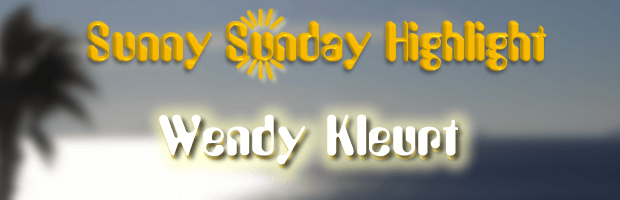 Sunny Sunday Wendy Kleurt