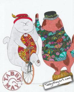 A Million Cats - Lulu Mayo - Michael O'Mara Books Ltd. - 01