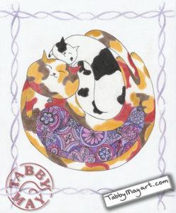 A Million Cats - Lulu Mayo - Michael O'Mara Books Ltd. - 02