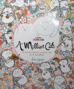 A Million Cats - Lulu Mayo - Michael O'Mara Books Ltd. - Cover