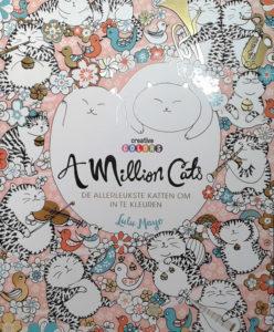 A Million Cats - Lulu Mayo - Lantaarn Publishers - Cover