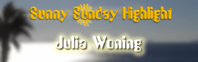 Sunny Sunday Highlight Julia Woning