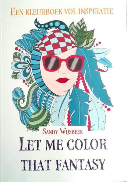 Let me color that fantasy Sandy Wijsbeek