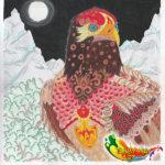 Mannenkleurboek - Lantaarn - Full moon