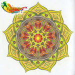 The One and Only Mandala Coloring Agenda 2017 - 04