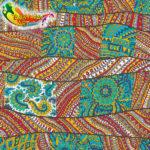 De Enige Echte Kleurkalender 2017 - Januari 02