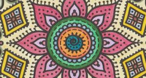 De Enige Echte Mandala Kleuragenda 2017
