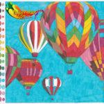 Colourtronic - BBNC - Tabby May Art - kleuren voor volwassenen - 01