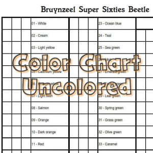 Bruynzeel Sixties Beetle